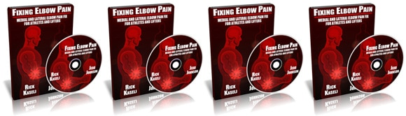 Fixing Elbow Pain System by Jedd Johnson and Rick Kaselj