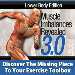 Muscle Imbalances Revealed
