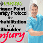 Trigger Point Therapy Protocol for Rehabilitation of a Shoulder Injury