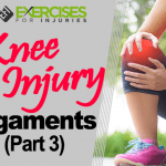 Knee Injury Ligaments (Part 3)