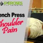 Bench Press Shoulder Pain