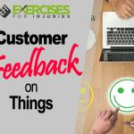Customer Feedback on Things