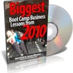Biggest Boot Camp Business Lessons from 2010