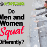 Do Men and Women Squat Differently?