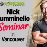 Nick Tumminello Seminar in Vancouver