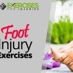 Foot Injury Exercises