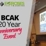 BCAK 20 Year Anniversary Event