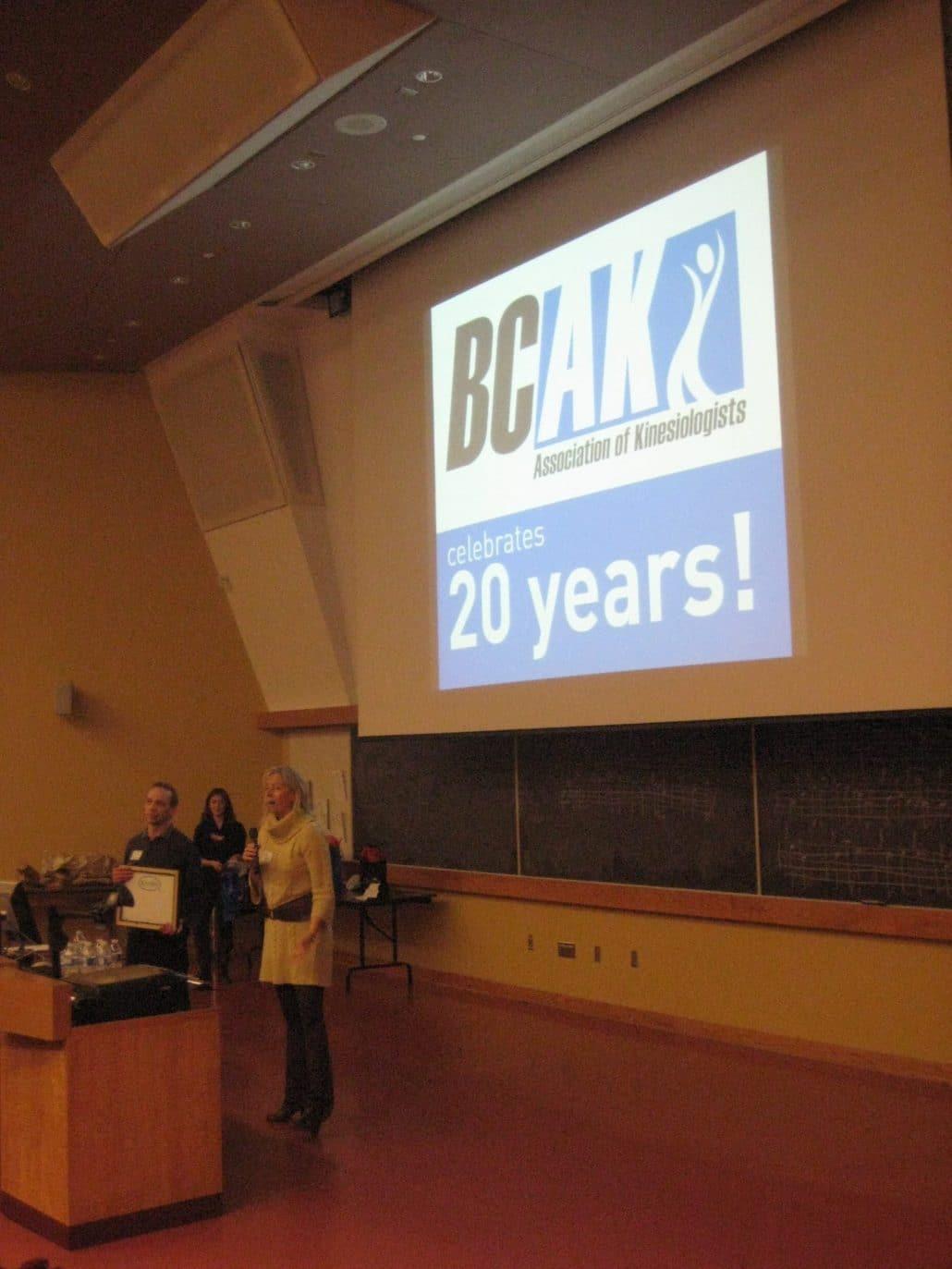 BCAK 20 Year Anniversary Event