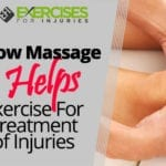 How Massage Helps Exercise For Treatment of Injuries