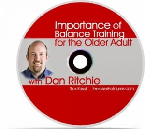 Importance of Balance Training for the Older Adult with Dr ...