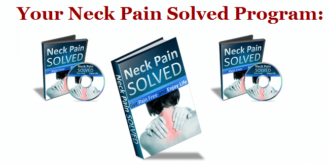 Neck Pain Solved Program BEST Exercise For Your Neck Pain