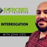 John Izzo Interrogation