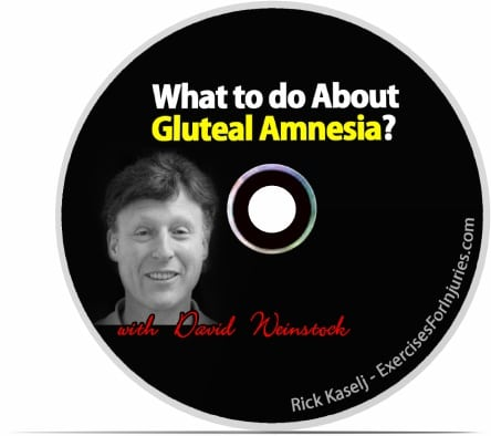 What to do About Gluteal Amnesia with David Weinstock 6 Things That Tiger Woods Can Do To Fix His Butt