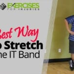 Best Way to Stretch the IT Band
