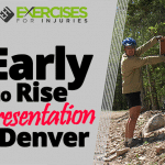 Early to Rise Presentation in Denver