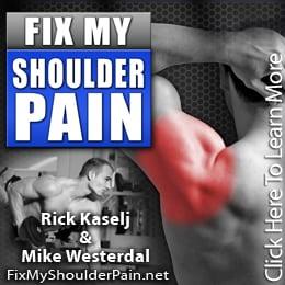 Fix my shoulder pain by rick kaselj
