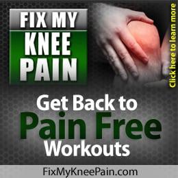 Fix My Knee Pain by Rick Kaselj