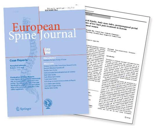European-Spine-Journal