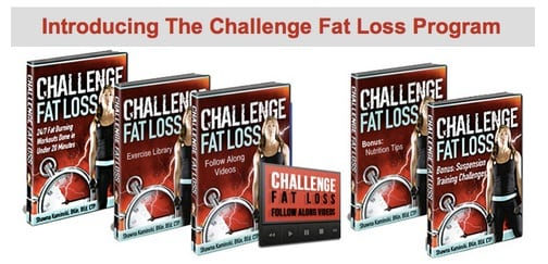 Introducing The Challenge Fat Loss Program Staying Fit at Fifty with Shawna Kaminski