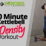 10 Minute Kettlebell Density Workout