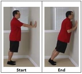 Push Up Movement