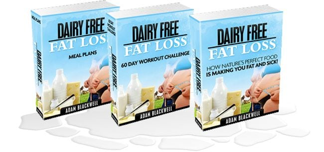 Dairy Free Fat Loss Program
