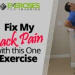 Fix My Back Pain with this One Exercise