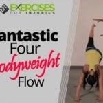 Fantastic Four Bodyweight Flow