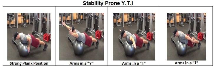 Stability Prone YTI