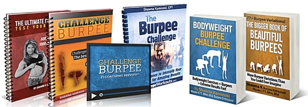Challenge Burpee Bonus Review Burpee Bodyweight Blitz Workout
