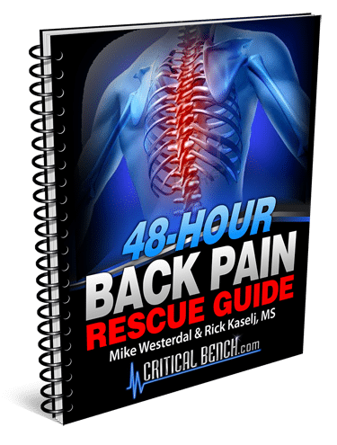 48 Hour Back Pain Rescue Guide