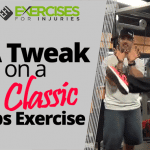 A Tweak on a Classic Abs Exercise