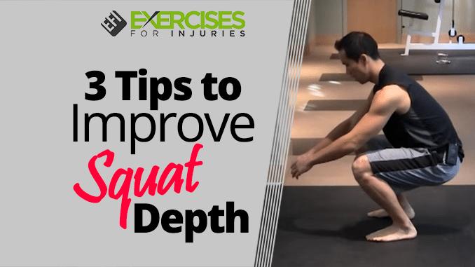 3 Tips to Improve Squat Depth