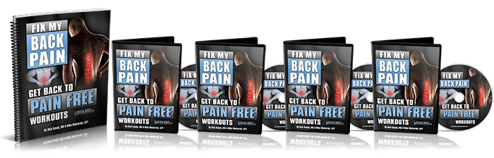 Fix My Back Pain Program