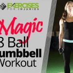 Magic 8 Ball Dumbbell Workout