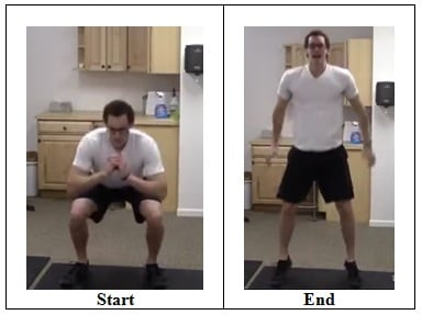 Squat to Toes