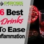 6 BEST Drinks to Ease Inflammation