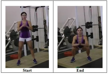 Full Bodyweight Squat 3 BEST Filler Exercises