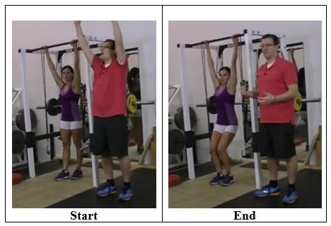 Vertical Hanging Exercise 3 BEST Filler Exercises