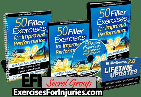 50 Filler Exercises for Improved Performance 2.0 by Rick Kaselj