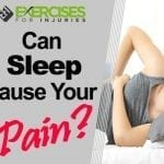 Can Sleep Cause Your Pain?