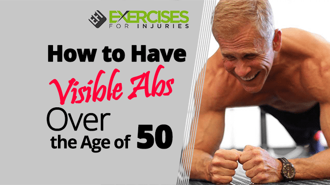 Best ab exercises over 50