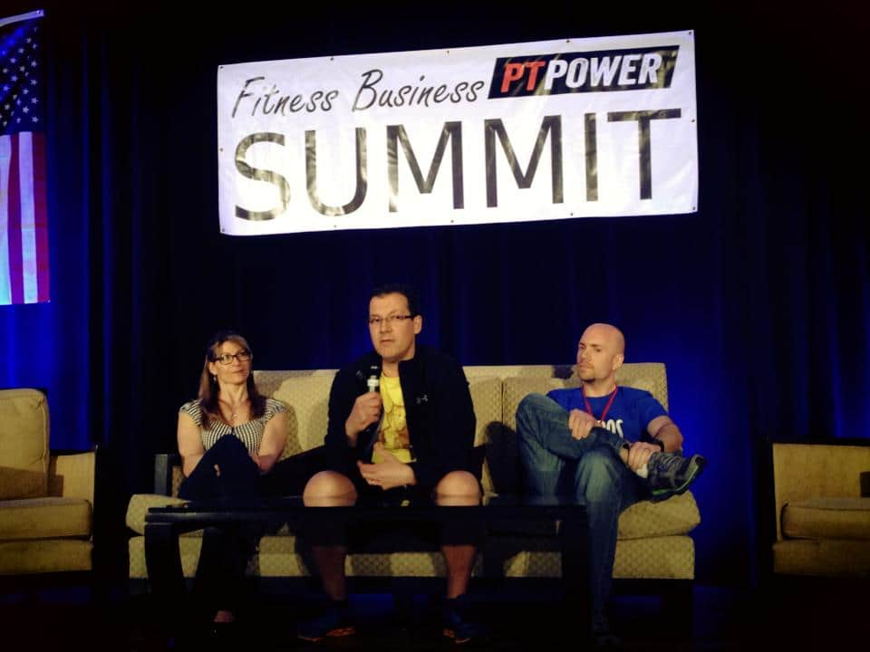 Rick Kaselj at Fitness Business Summit