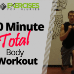 10 Minute Total Body Workout