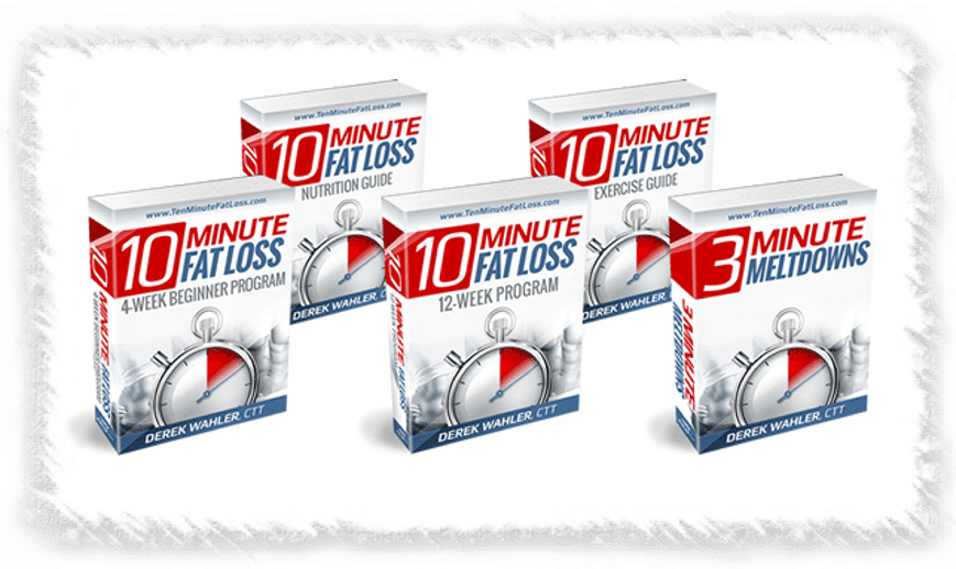 10 minute fat loss productbundle 10 Minute Total Body Workout
