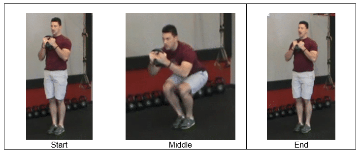 Closed Stand Squats BEST Mobility Exercises to Improve Your Pistol Squat
