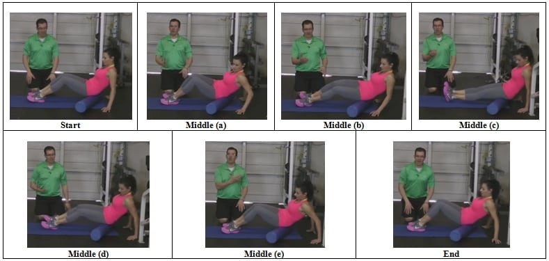 Foam Rolling Gluteus Medius 3 Exercises for Butt Pain
