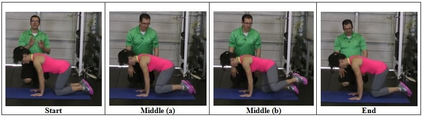Rotating the Knee to the Side 6 Exercises to Fire Up Your Glutes