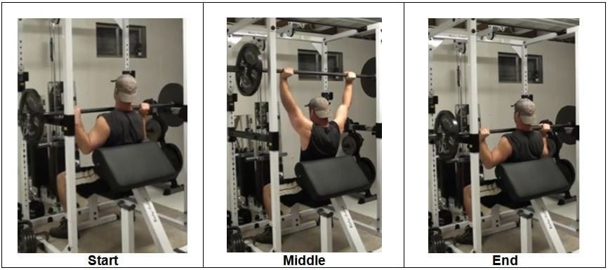 screenshot How to do the Perfect Power Shoulder Press