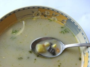 soup 300x225 7 Superfoods that Naturally Boost Your Immunity